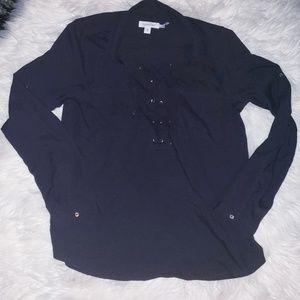 Calvin klein blouse med
